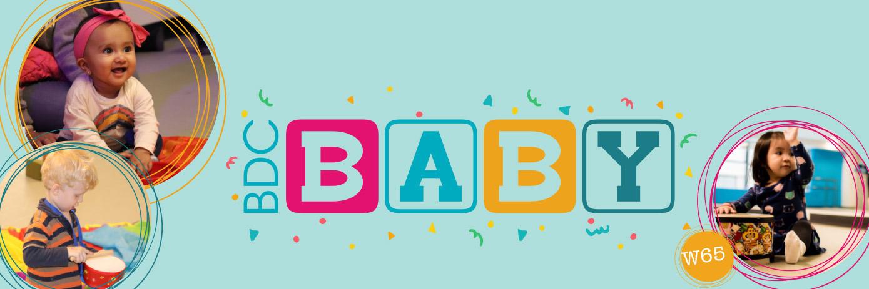 BDC baby Web Header