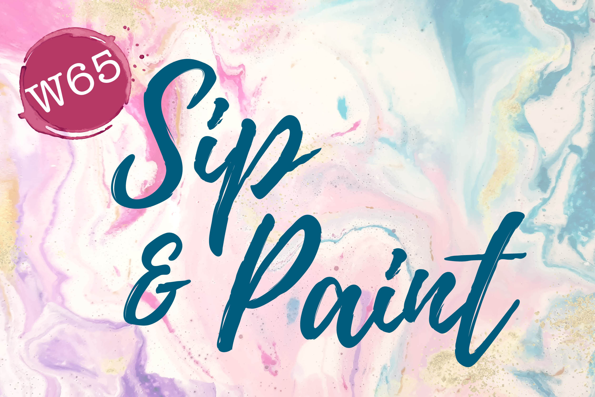 Sip and Paint W65