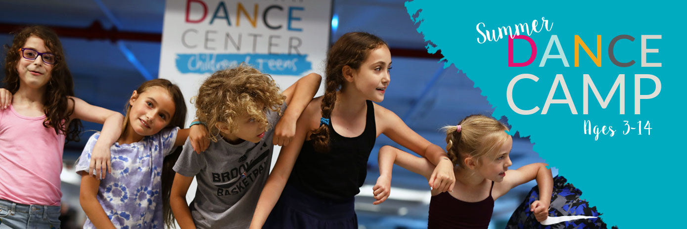 Summer Dance Camp Web Header