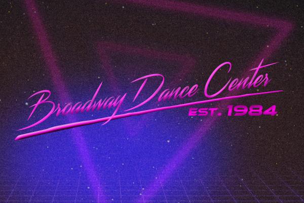 Broadway Dance Center 35th Anniversary