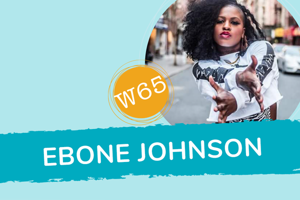 Ebone Johnson Guest Class at W65