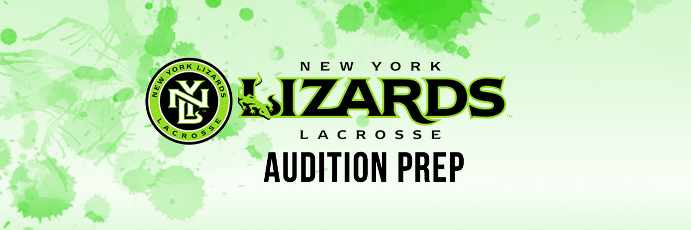New York Lizards Lacrosse Audition Prep