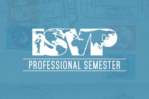ISVP Professional Semester