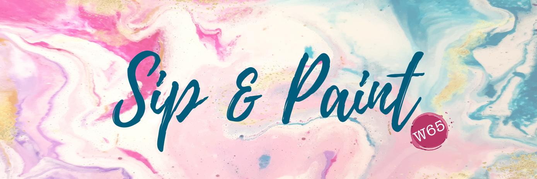 sip & paint web header