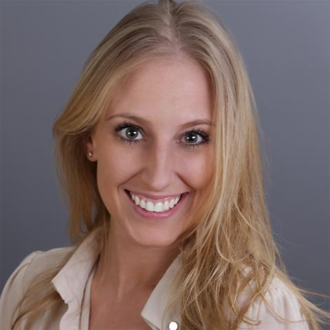 Alexandra Liszewski, Group Services Director