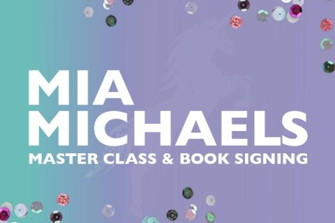 Mia Michaels Master Class & Book Signing
