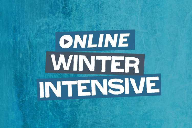 Online Winter Intensive