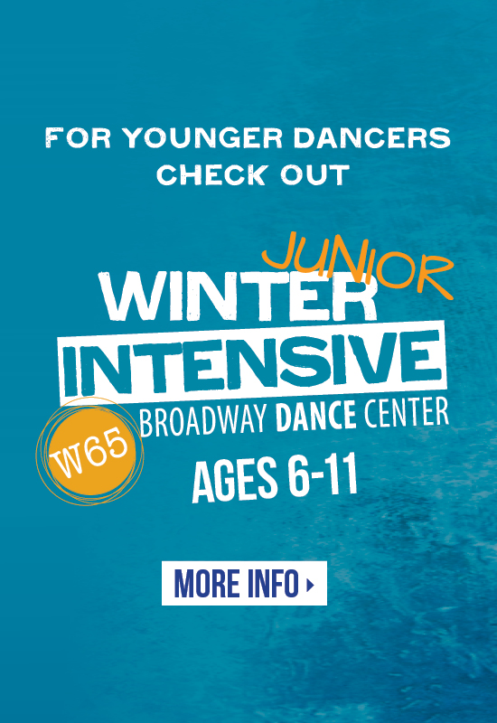 W65 Junior Winter Intensive • Ages 6-11