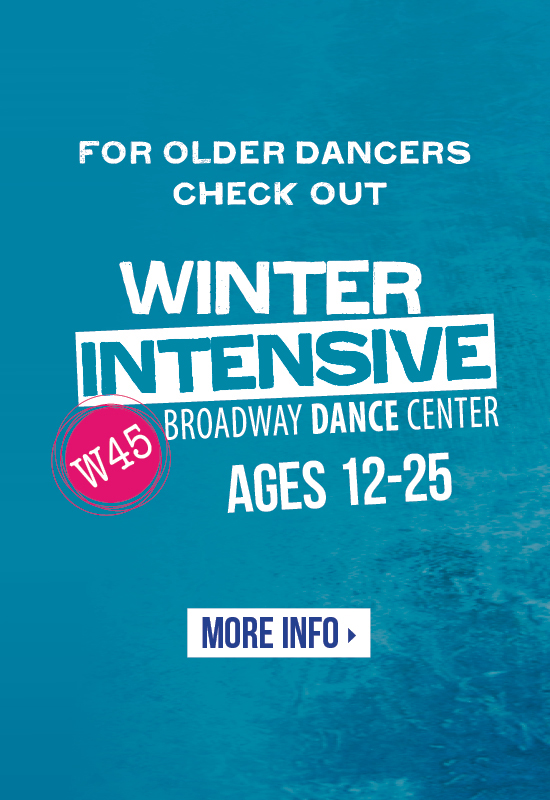 W45 Winter Intensive • Ages 12-25