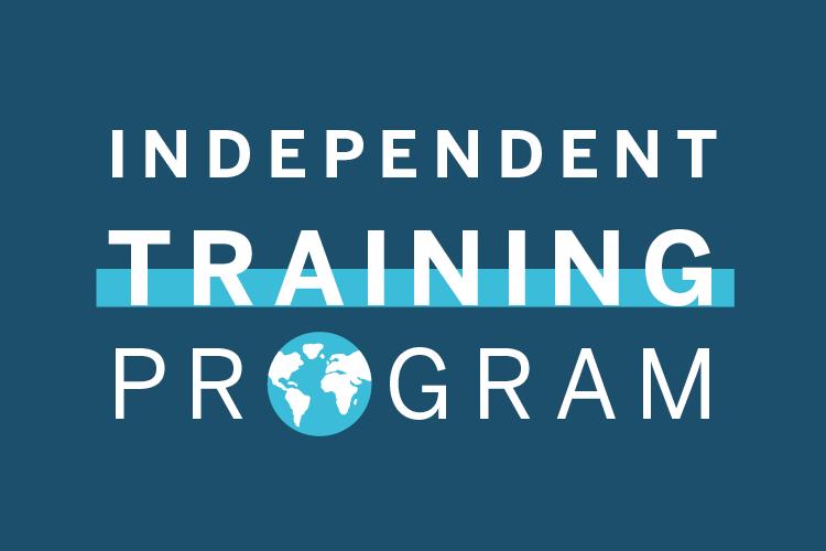 Independent Training Program