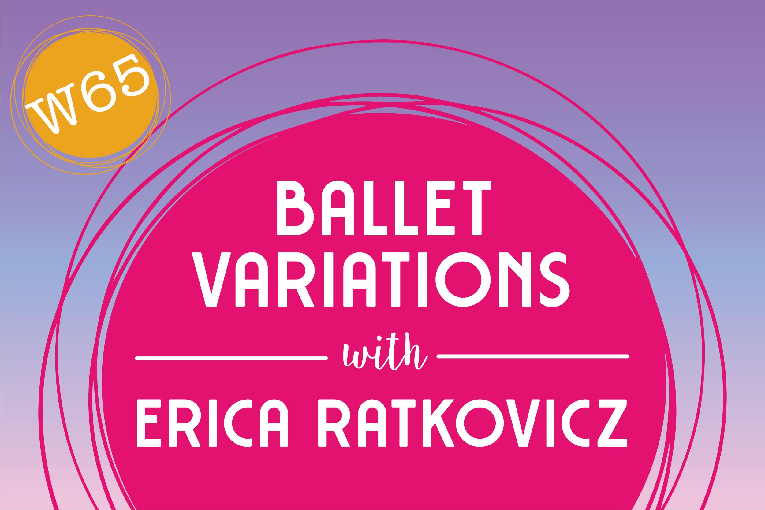 Ballet Variations Tout