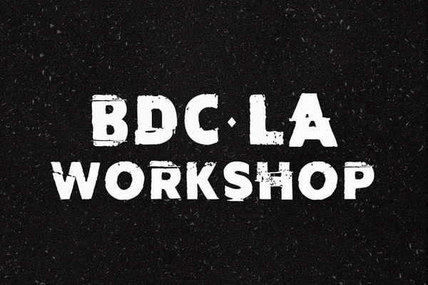 BDCLA Workshop
