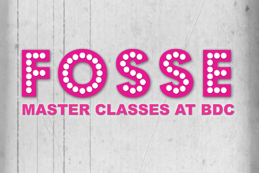 Fosse Master Classes Tout