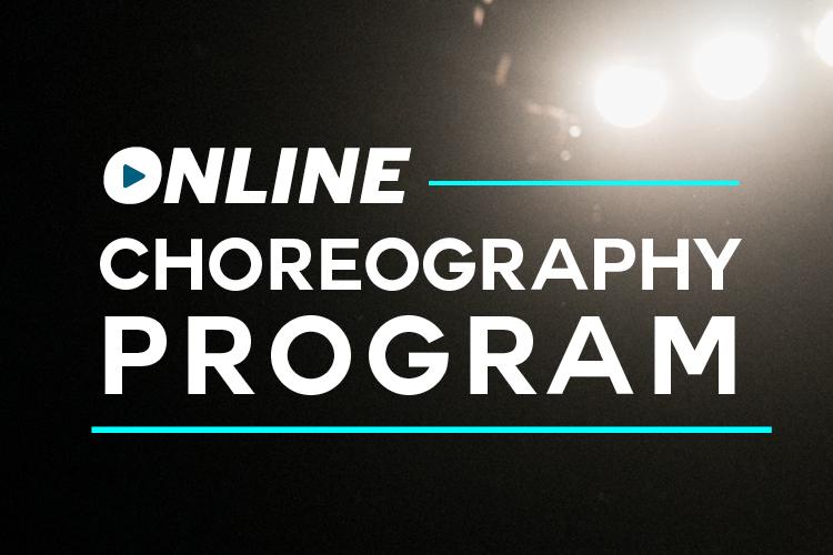 Online Choreography Program