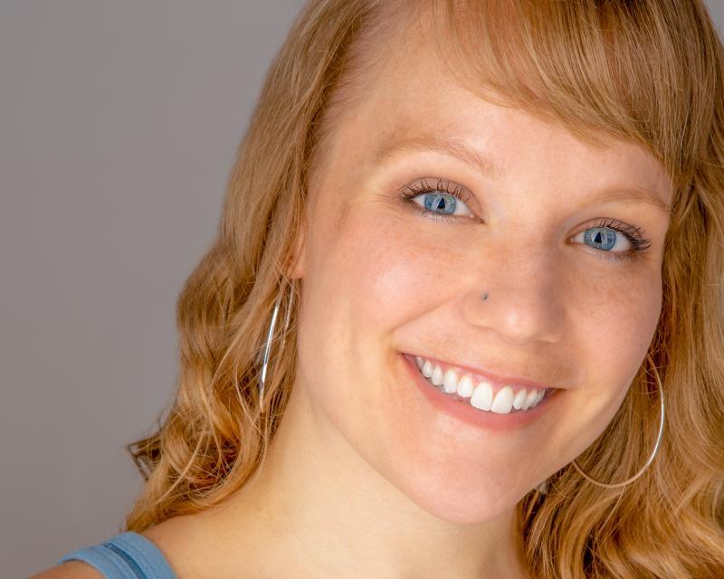 Ashley Stafford Headshot Full