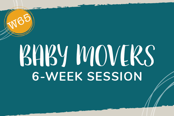Baby Movers (6-week session)
