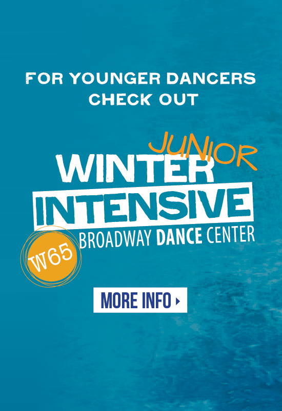 W65 Junior Winter Intensive • Ages 8-11